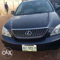 registered lexus rx350 08 model for sale