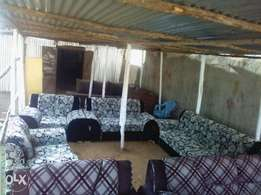 Furniture Workshop with all machines and stock in Migori town