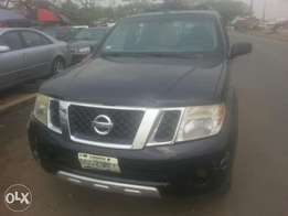 Perfectly used nissan pathfinder 08 fuloption tincan cleared buy n tra
