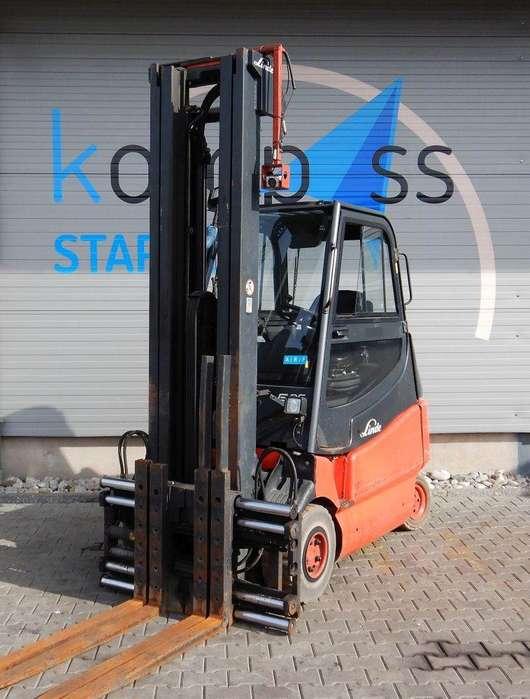 Linde E 25/600/336-02 - 2007