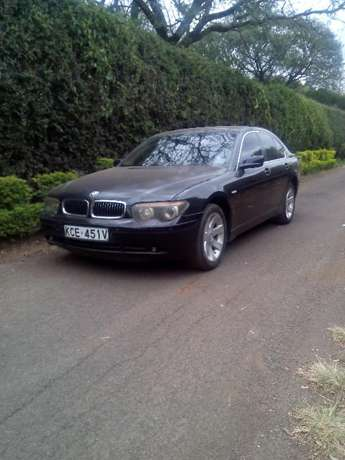 BMW 730i Extremely Clean Karen - image 1