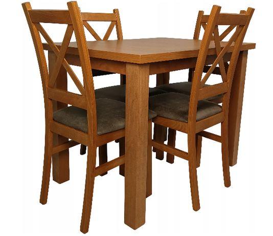 Stół 4 Krzesła Mały Zestaw Do Kuchni Producent Dostawa
