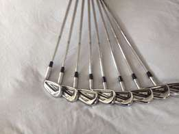 Titleist Ap2 716 iron set 3-pw Std Loft,lenth,2 Deg Flat Xstiff