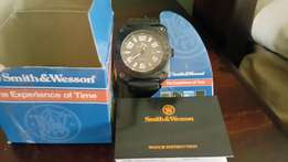 Smith & Wesson watch for sale.