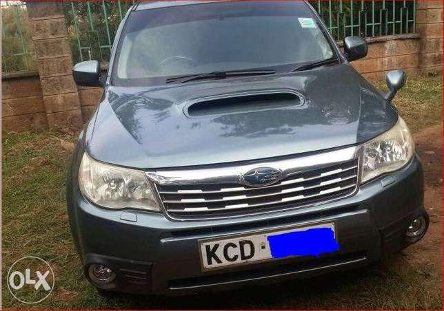 Forester XT fully loaded, Clean as New-Sale by Owner Nairobi CBD - image 4