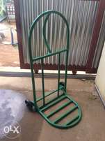 Folding nose trolley