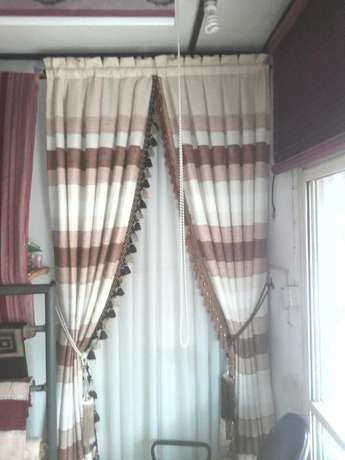 Quality curtains for your living rooms Lagos Mainland - image 1