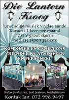 Pub/Bar for sale in Potchefstroom