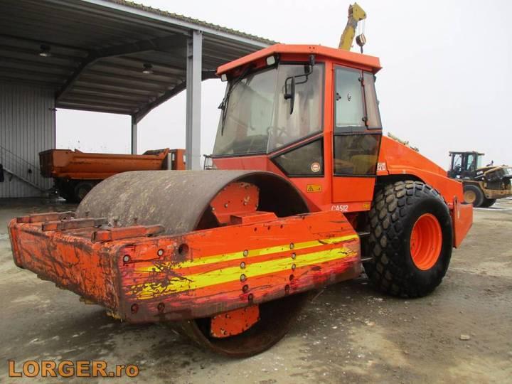 Dynapac Ca 512 D - 2002