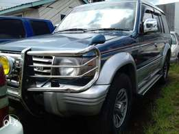 Mitsubishi pajero on quick sale