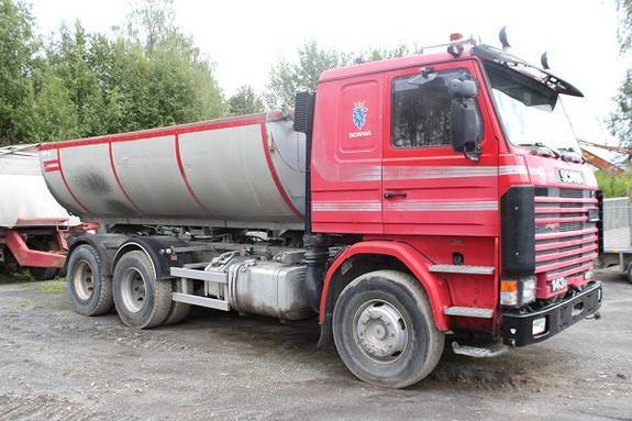 Scania R143h - 1995