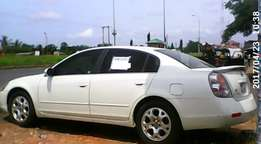 Nissan Altima for a quick sale