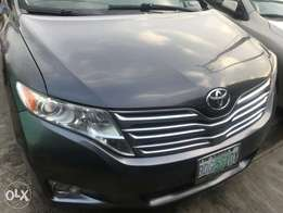 Neat cheap nigeria registered Toyota Venza full option