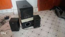 Subwoofer with great sound on offer