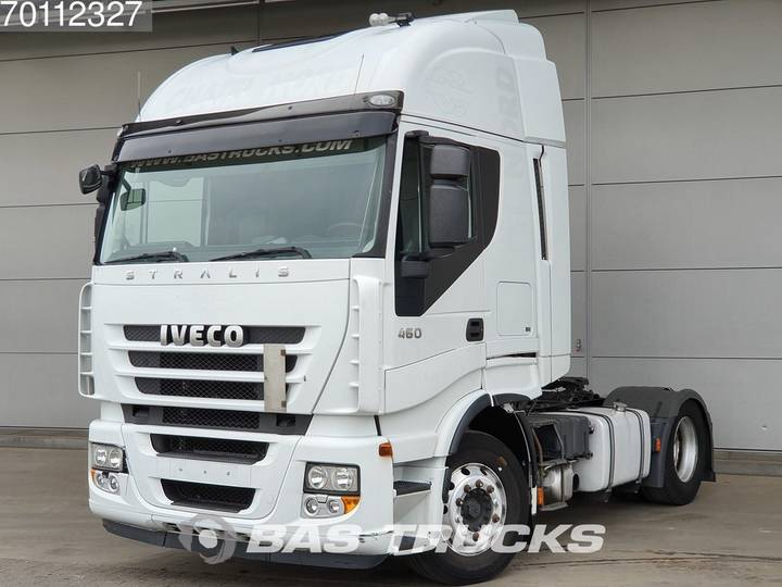 Iveco Stralis AS440S46 4X2 Intarder EEV Euro 5 - 2012