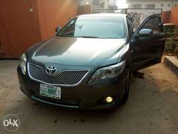 Toyota Camry first body 2010