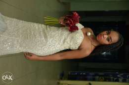 Latest gown for hire