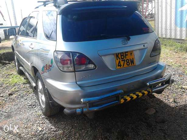 Toyota harrier petrol engine auto very very nice car and unique Langata - image 1