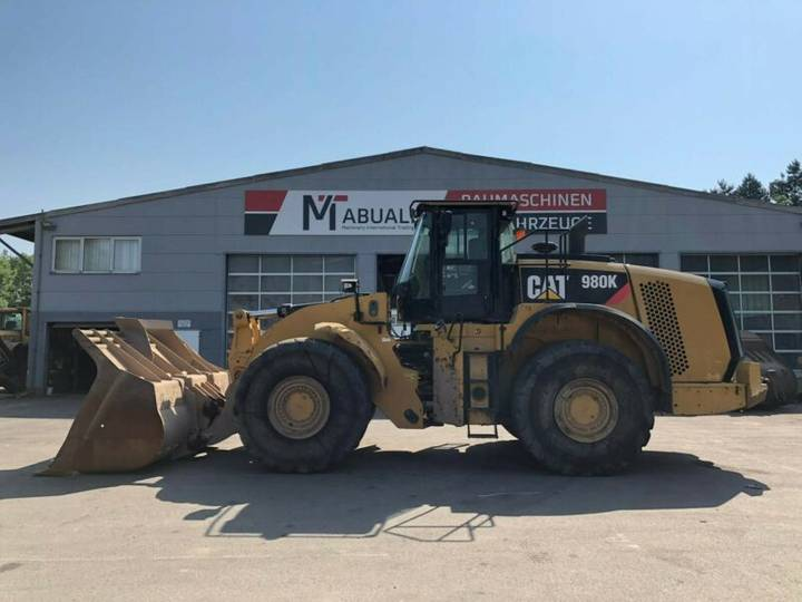 Caterpillar 980K **BJ 2012 *12.920H ** - 2012