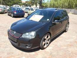 hi im selling my used volkswagen golf 5 gti in good condition
