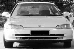 Honda Ballade SR4 92-95 Replacement parts available R100