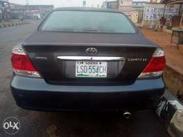 Few months used Camry Bigdaddy