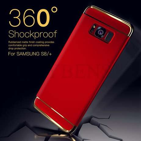 Hard PC Ultra Slim Cover For Apple iPhone and For Samsung Galaxy Mbombela - image 1