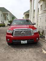 2013 Full option toyota tundra for sale in abuja
