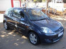 2006 Ford Fiesta 1.4i Trend 3dr