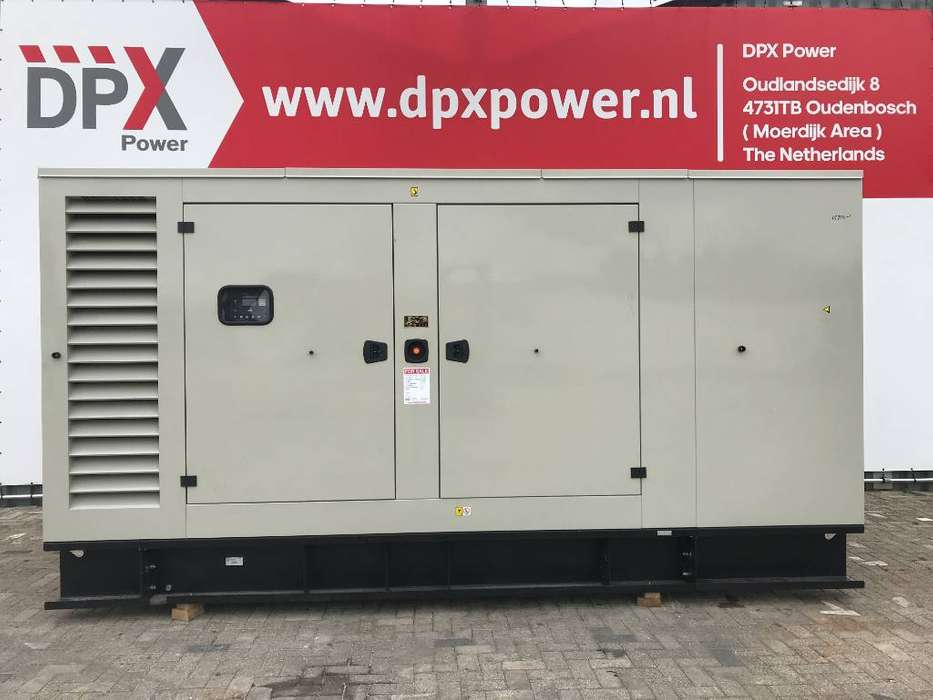 Volvo TAD1344GE - 450 kVA Generator -DPX-15754 - 2019