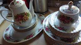 China rose set