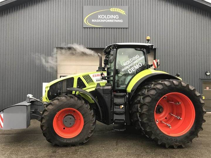 Claas Axion 960 Cmatic (demo) - 2018
