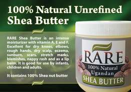 Shea Butter - Raw, Unrefined, 100 Percent Natural - 100g