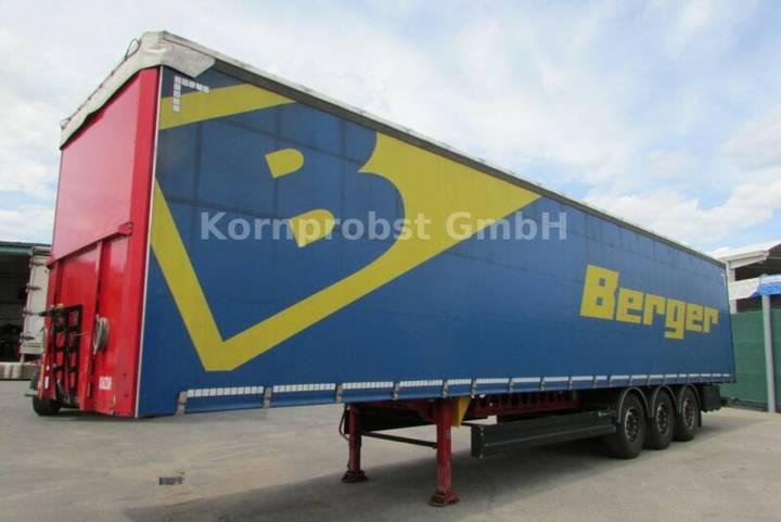 Berger SAPL 24 LTN - Tautliner - Zertifikat Nr.: 436 - 2014