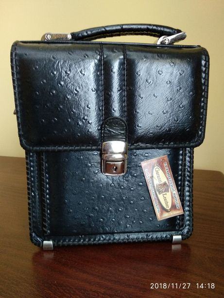6d9b502457ef Шкіряна чоловіча сумка кожаная мужская сумка через плечо барсетка  Ивано-Франковск - изображение 1