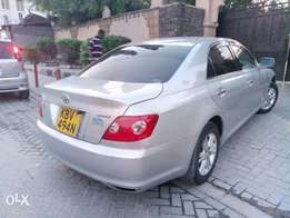 Mark X 2008 model KBVnumber. Loaded with alloy rims , navigation