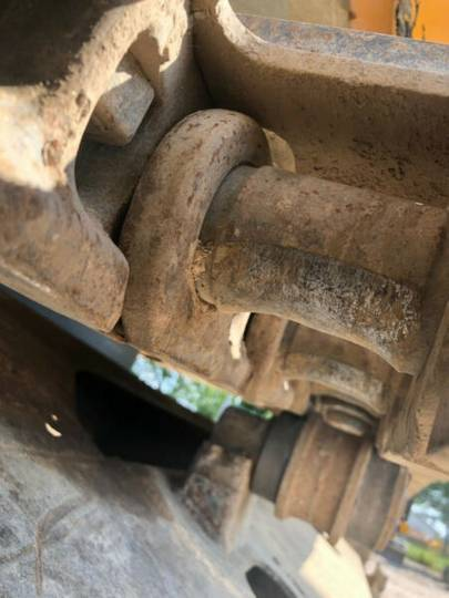 Liebherr R 926 LC Litronic - SEHR ZUVERLÄSSIGE MASCHINE - 2012 - image 10