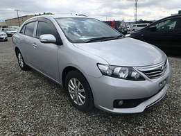 Toyota Allion Fully Loaded