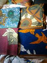 am selling my fabric's