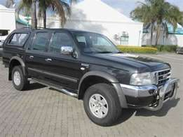 Ford Ranger 11 4000 V6 XLE Double cab 4x2 Auto