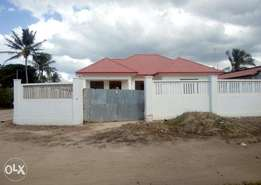 4 Bedrooms Unfinished House at Tegeta Nyuki