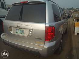 Honda Pilot few months used for N1.7m