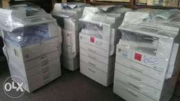 New arrival photocopier printer machines like Ricoh mp 3351 full loade