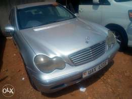 Mercedes benz c180 in excellent conditionguy