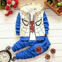 Spiderman 3pc outfit