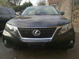 Lexus RX270 Fully Loaded 2011 Make with Leather Interior Very Clean