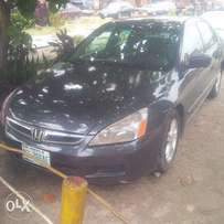 Nigerian Used Honda Accord, 2007, Full-Option. Carry Go.