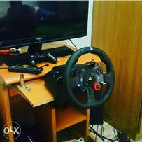 Logitech g29 for ps4 and pc racing games