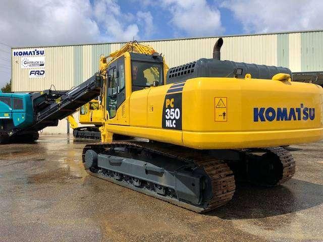 Komatsu Pc 350 Nlc-8 - 2011 - image 7
