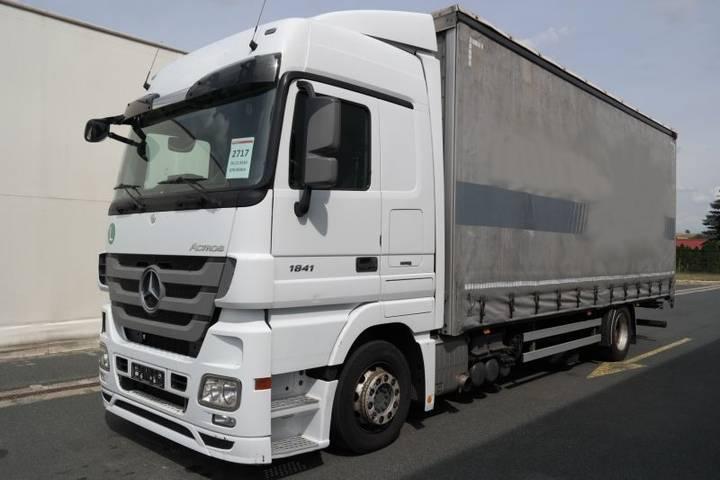 Mercedes-Benz ACTROS 1841 L/NR EURO 5 - 2019